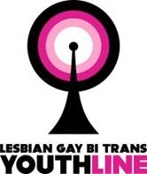 The Lesbian Gay Bi Trans Youth Line is a toll-free Ontario-wide peer-suppor